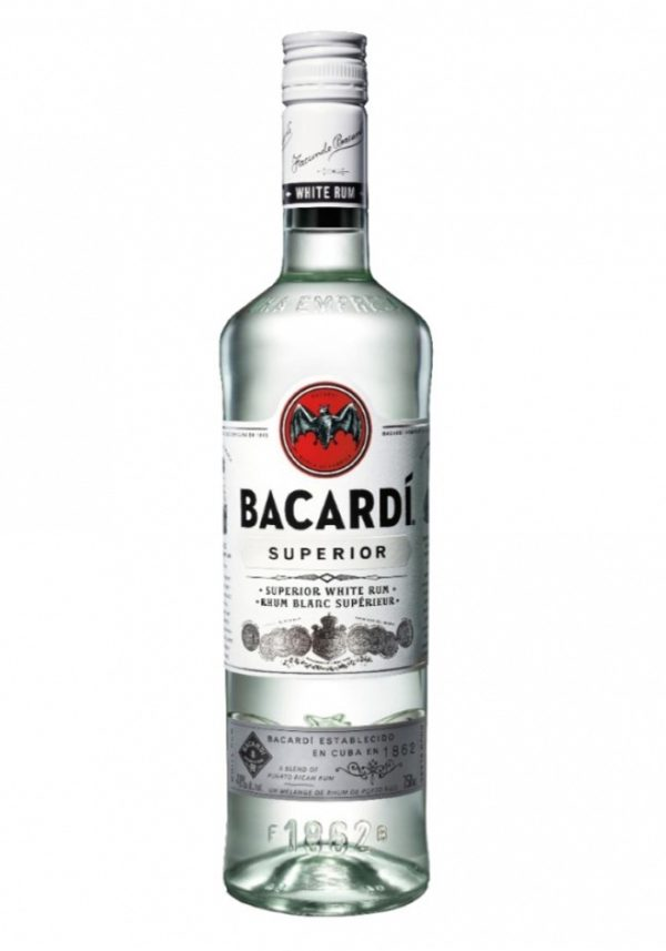 Bacardi Rum 70cl Delivery London