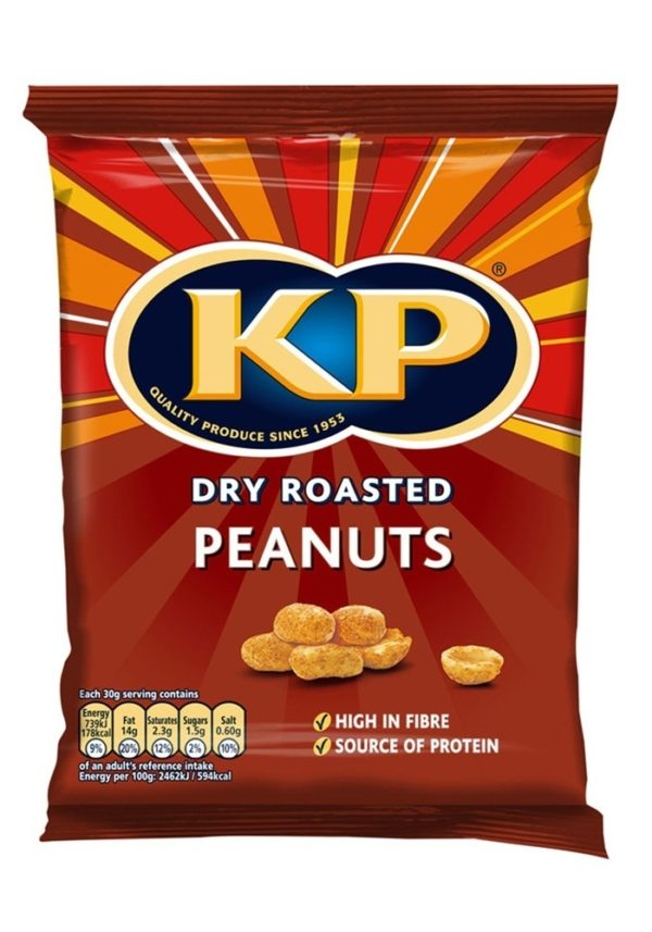 Roasted Peanuts Delivery London
