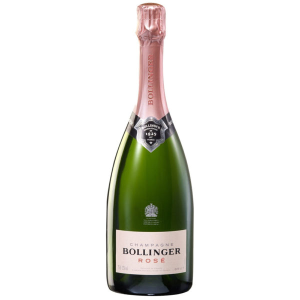 Bollinger Rose Champagne Alcohol delivery service London