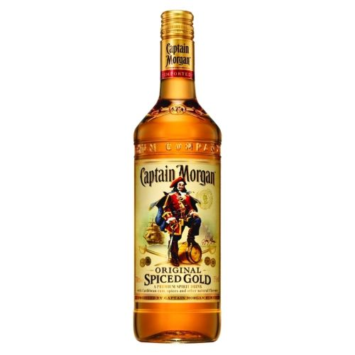 Captain Morgan Original Spiced Gold Delivery London