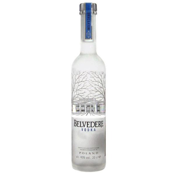 Belvedere Pure Vodka Delivery London