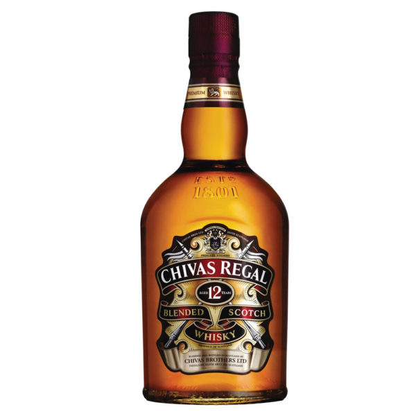 Chivas Regal Whisky Late night alcohol delivery