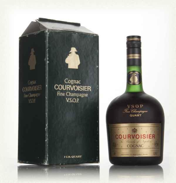 Courvoisier V.S.O.P Cognac Delivery London