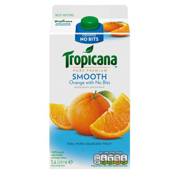 Orange Juice Delivery London