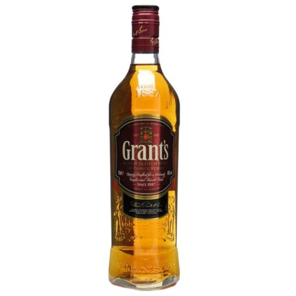 Grant's Whisky 70Cl Late night alcohol delivery