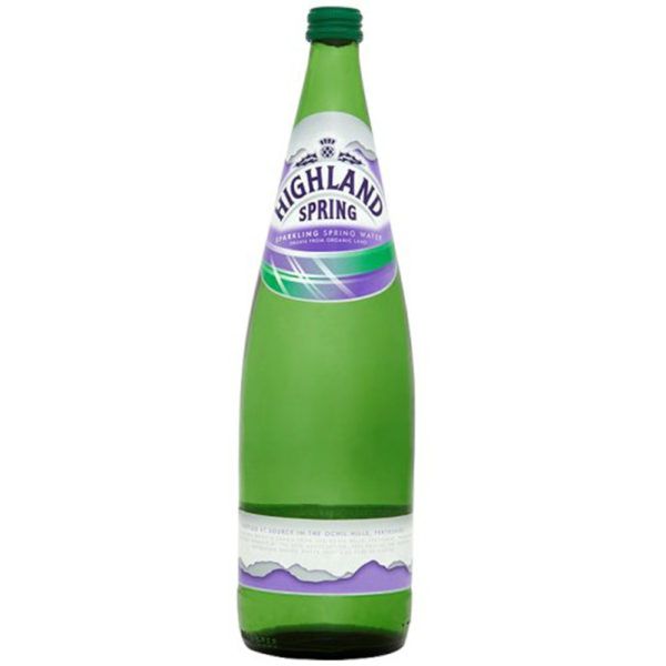 Sparkling Water Delivery London