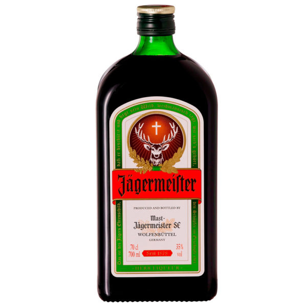 Jagermeister booze delivery London